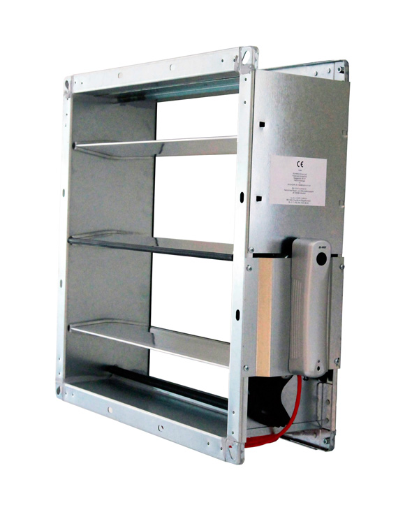 JK-190-dB – Ventilation flap
